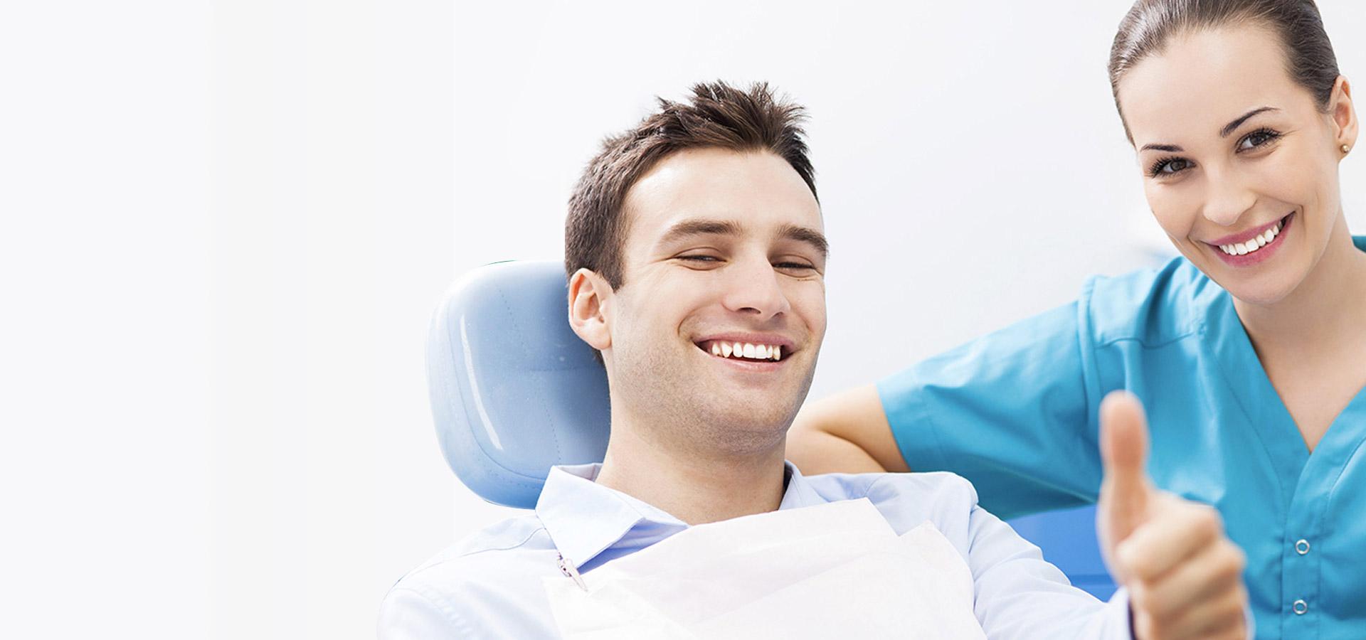 Tecnologia al servizio </br><span>del tuo sorriso</span>